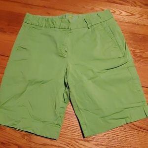 J Crew summer weight chinos shorts
